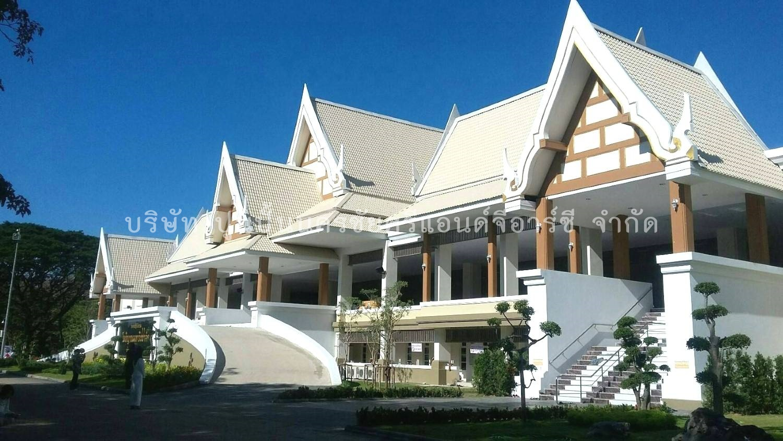 โครงการ อาคารโพธิญาณมหาวิชชาลัยพุทธมณฑล