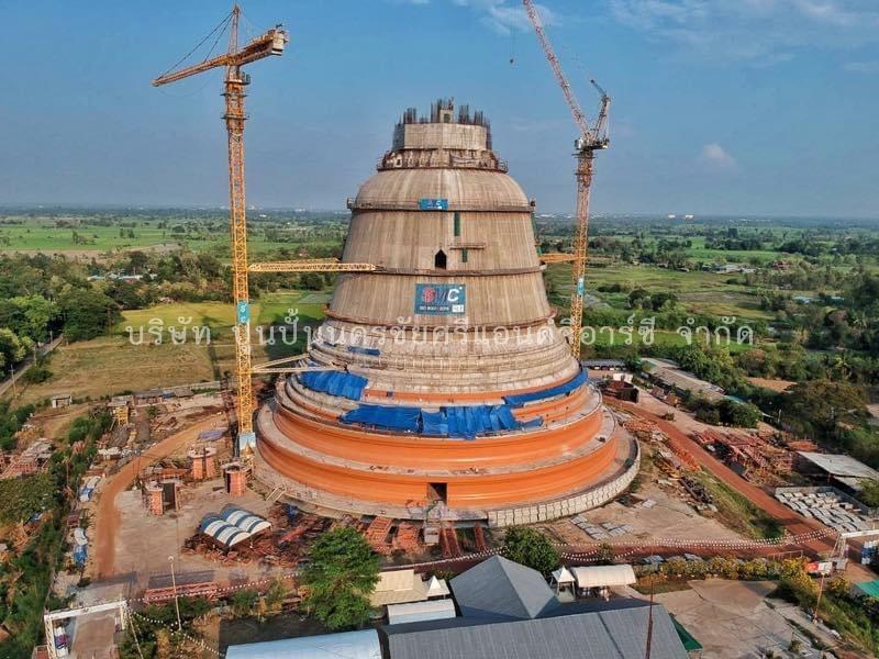 โครงการ ก่อสร้างวัดป่ามัชฌิมวาสบ้านดงเมือง จ.กาฬสินธุ์